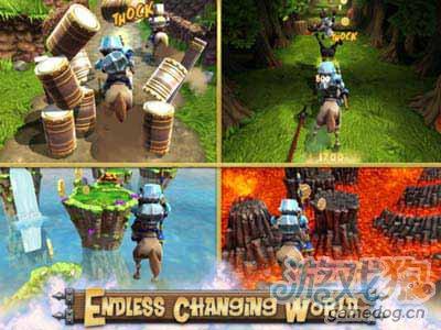 最后骑士Last Knight HD:虚幻引擎跑酷佳作1