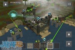 沙盒塔防Block Fortress打造你的防御堡垒1