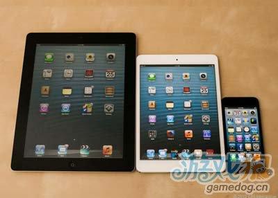 苹果iPad mini销售强劲今年有望突破1200万部1