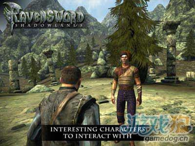角色扮演游戏:乌鸦之剑暗影大陆 也许包装大于实质4
