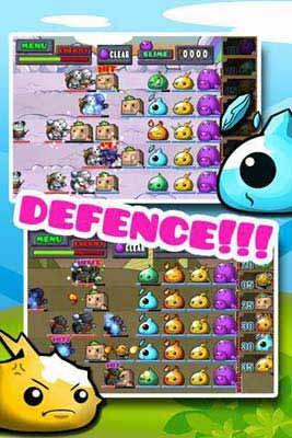 史莱姆大战蘑菇Slime vs Mushroom:有趣的防御游戏2