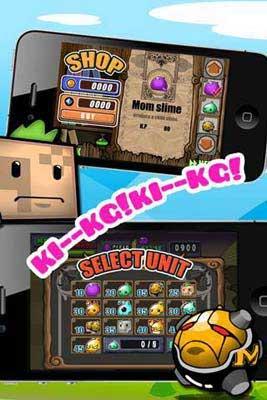 史莱姆大战蘑菇Slime vs Mushroom:有趣的防御游戏3