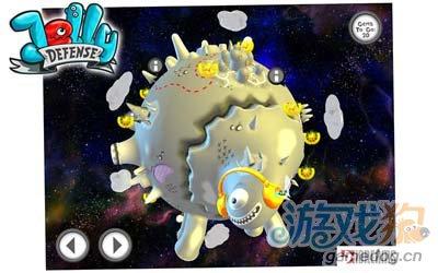 果冻防御Jelly Defense:超萌搞怪塔防2