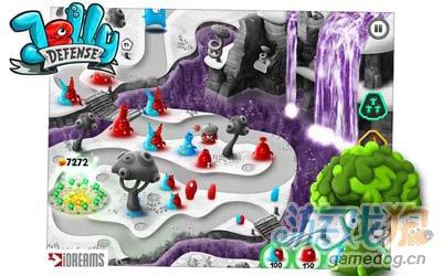 果冻防御Jelly Defense:超萌搞怪塔防1