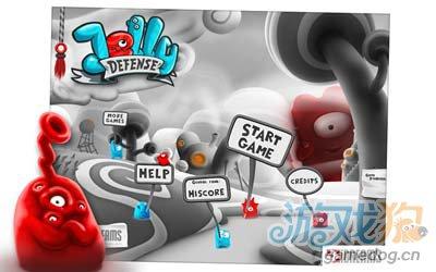 果冻防御Jelly Defense:超萌搞怪塔防5