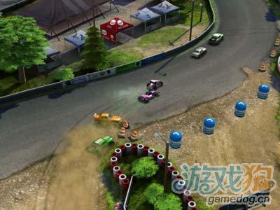 鲁莽赛车2:体验神马叫无规则暴力赛车1