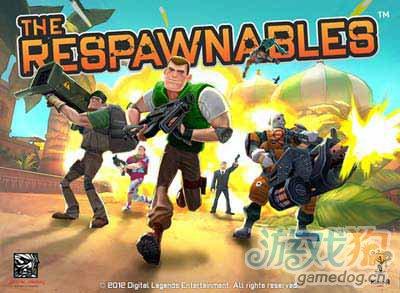 无敌士兵Respawnables:搞笑风格射击游戏1