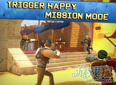 无敌士兵Respawnables:搞笑风格射击游戏3