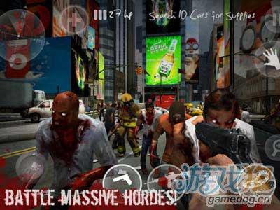 纽约僵尸2N.Y.Zombies2:一款失败的续作2