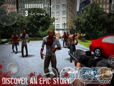纽约僵尸2N.Y.Zombies2:一款失败的续作5