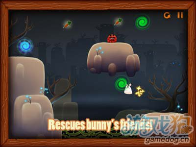 兔子大逃亡Bunny Escape:萌萌兔纸等待你的解救1
