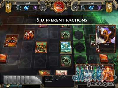 育碧卡牌佳作:魔法门:冠军决斗 不一样的卡牌决斗8