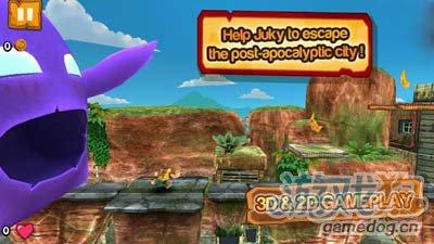 超级跑酷猴Super Monkey Run:安卓评测2
