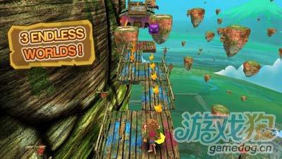 超级跑酷猴Super Monkey Run:安卓评测3