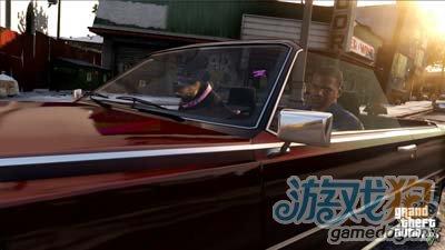 圣诞节之际Rockstar公布了GTA 5最新火爆截图4