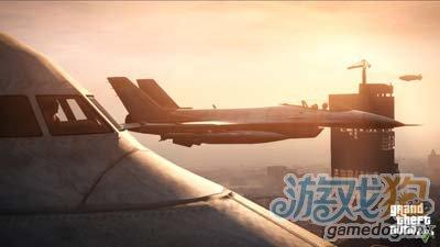 圣诞节之际Rockstar公布了GTA 5最新火爆截图2