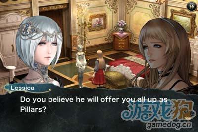 混沌之戒2汉化版:诚意满满的精品日式RPG大作2
