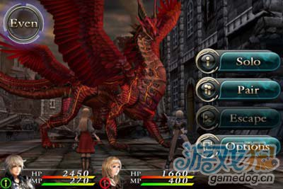 混沌之戒2汉化版:诚意满满的精品日式RPG大作3