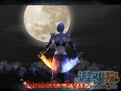IYangs制作ARPG新品Blood Evils明年正式上架1