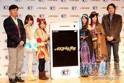 Tecmo Koei新作AKB48的野心将明年1月末发布1