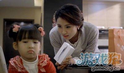 中国联通 为爱打拼 iPhone 5多次出镜