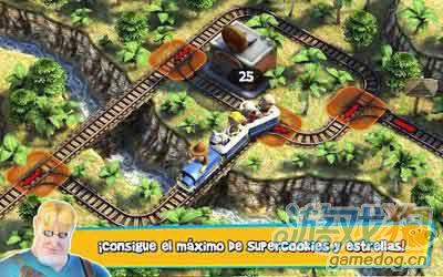 秘鲁大冒险火车危机:同名电影改编游戏5