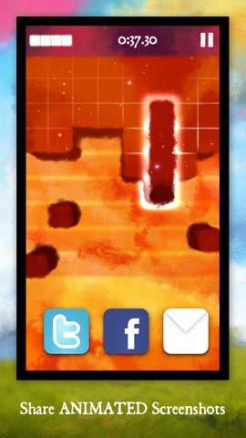 像素之梦Dream of Pixels:唯美的逆转俄罗斯方块4