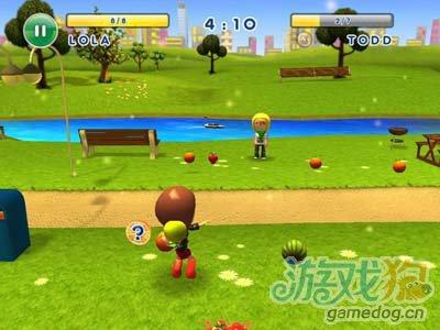 芬达联合魔鱼进军游戏界 推出跨平台体育休闲游戏2
