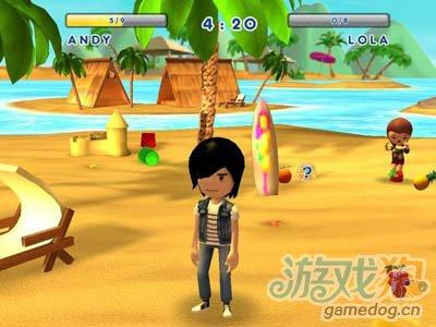 芬达联合魔鱼进军游戏界 推出跨平台体育休闲游戏4