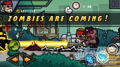 杀戮都市Zombie Terminitor:简单好玩的打僵尸游戏3