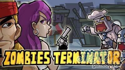 杀戮都市Zombie Terminitor:简单好玩的打僵尸游戏2