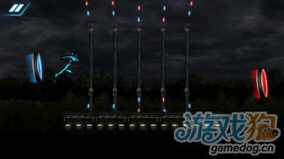 霓虹跑酷Polara:创战纪风格跑酷游戏2