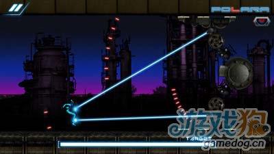 霓虹跑酷Polara:创战纪风格跑酷游戏3
