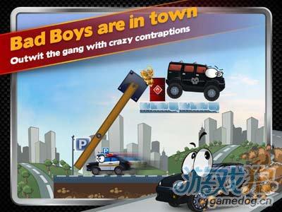 汽车救援队Car Toons:简单向益智休闲游戏3