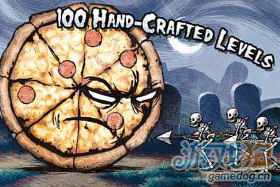 披萨大战骷髅Pizza Vs Skeletons:奇葩披萨的趣事1