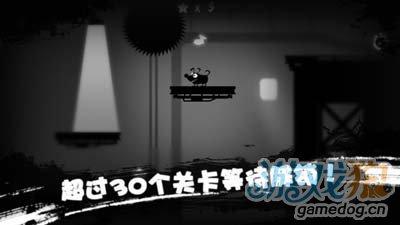 噩梦狗:黑白剪影的另类风格3