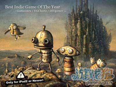 游戏狗2012年度iOS平台最佳解谜类游戏推荐1