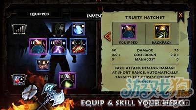 灵魂争霸:暗黑风格RPG佳作4