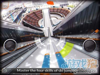 急速高台滑雪12Ski Jumping 2012:体验高台滑雪2