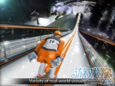急速高台滑雪12Ski Jumping 2012:体验高台滑雪1