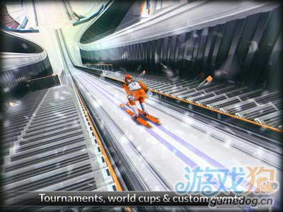 急速高台滑雪12Ski Jumping 2012:体验高台滑雪5