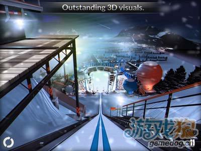 急速高台滑雪12Ski Jumping 2012:体验高台滑雪4
