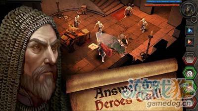 英雄召唤:带你进入中世纪奇幻世界1
