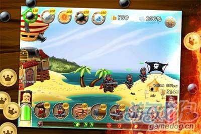 战争在线:实时策略RPG游戏2