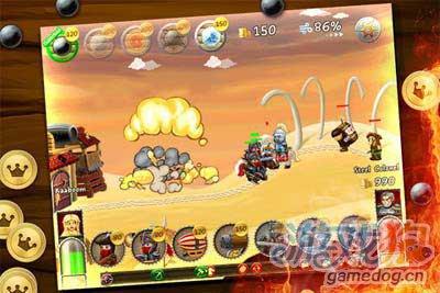战争在线:实时策略RPG游戏3
