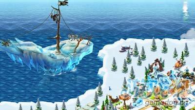 冰川时代村庄 活泼的冰河世纪动物园2