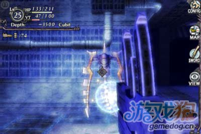 PS2末期RPG移植大作:巴洛克 体验悲凉的末日感觉5