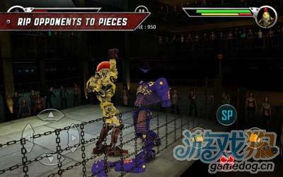 铁甲钢拳:重现机器人的魅力5