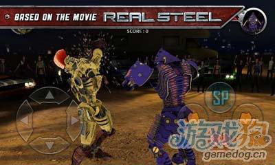 铁甲钢拳:重现机器人的魅力1