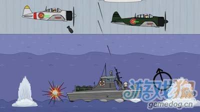 涂鸦军团:涂鸦风格射击冒险游戏3